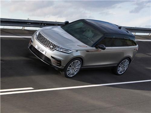 Land Rover Range Rover Velar - land rover range rover velar 2018 снимаем с клавишей вуаль