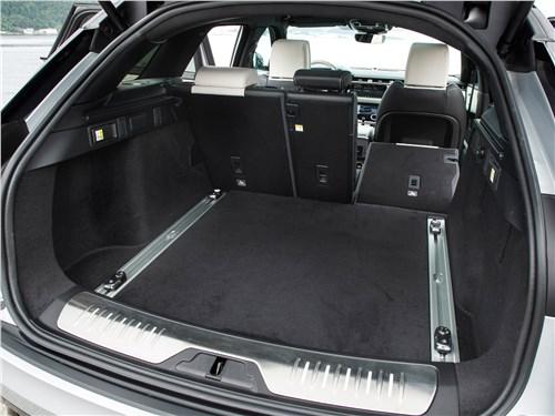 Land Rover Range Rover Velar 2018 багажное отделение