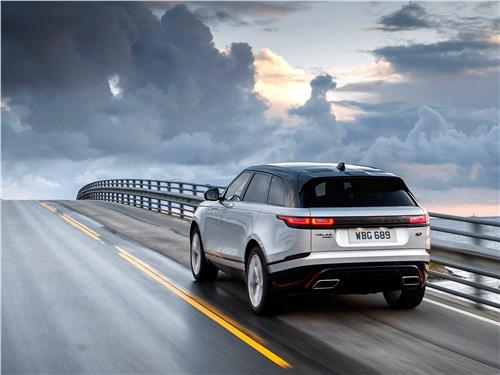 Land Rover Range Rover Velar 2018 вид сзади