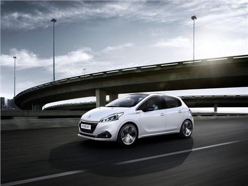 Новость про Peugeot 208 - Peugeot опровергла информацию об уходе «208-ого» с российского рынка