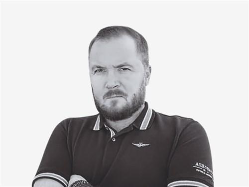 Максим Ракитин, главный редактор журнала «Клуб 4x4»