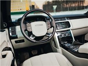 Предпросмотр range rover 2012 водительское место