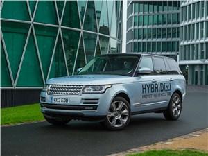 Land Rover Range Rover Hybrid 2014
