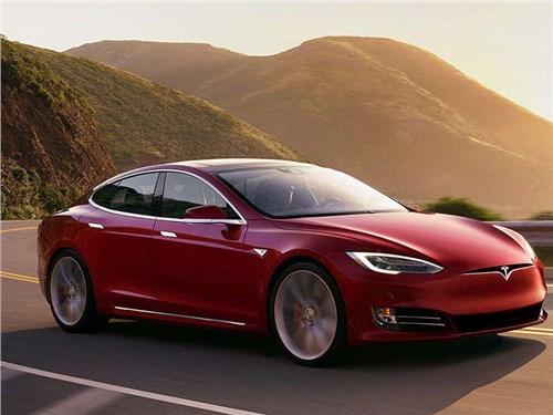 Новость про Tesla Motors - Tesla Model S