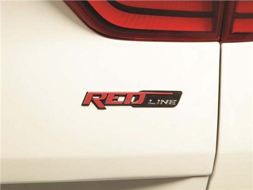 Четыре Kia получили в России спецсерию Red Line
