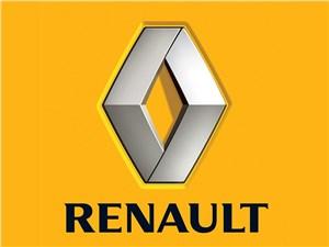 История Renault
