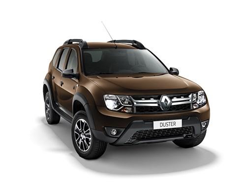 Renault представит Duster для российской армии