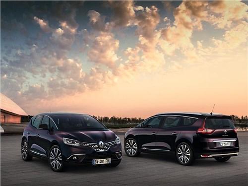 Renault Scenic обзавелся люксовой версией
