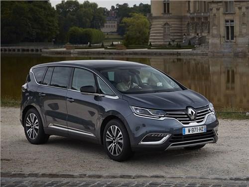 Renault Espace получил двигатель от спорткара