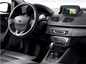 Россияне? Fluence - Renault Fluence 2013 водительское место
