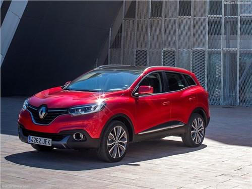 Renault Kadjar заменят электрокаром