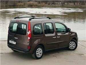 Renault Kangoo - Rеnault Kangoo вид сбоку