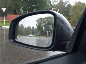 Renault Laguna Coupe 2007 боковое зеркало