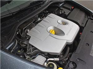 Renault Laguna Coupe 2007 двигатель