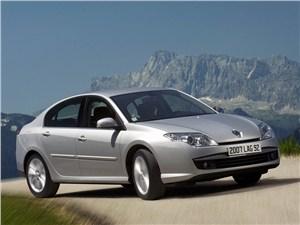 Французское трио (Peugeot 406, Renault Laguna, Renault Laguna II, Citroen Xantia, Citroen C5) Laguna