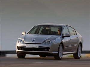 Французское трио (Peugeot 406, Renault Laguna, Renault Laguna II, Citroen Xantia, Citroen C5) Laguna -