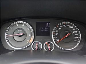 Renault Laguna Coupe 2007 приборная панель