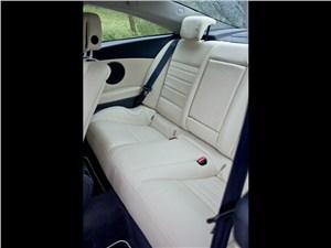 Renault Laguna Coupe 2007 задний диван