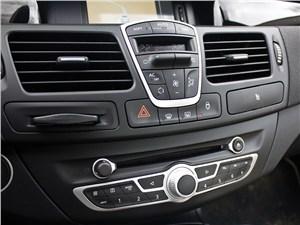 Renault Laguna Coupe 2007 панель управления