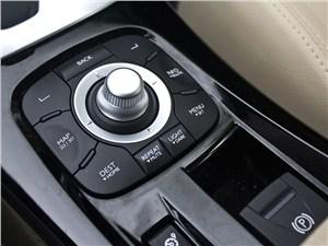 Renault Laguna Coupe 2007 кнопки управления