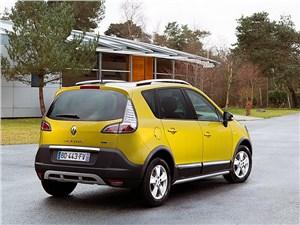 Renault Scenic - Renault Scenic XMODE 2013