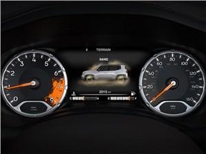 Предпросмотр jeep renegade 2014 приборная панель