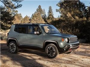 Предпросмотр jeep renegade 2014 вид спереди сбоку