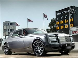 Rolls-Royce Bespoke Chicane Coupe 2014 вид спереди
