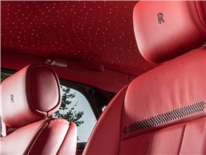 Предпросмотр rolls-royce bespoke chicane coupe 2014 обивка красной кожей