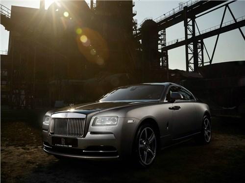 Российские продажи Rolls-Royce в 2016 году просели почти на четверть