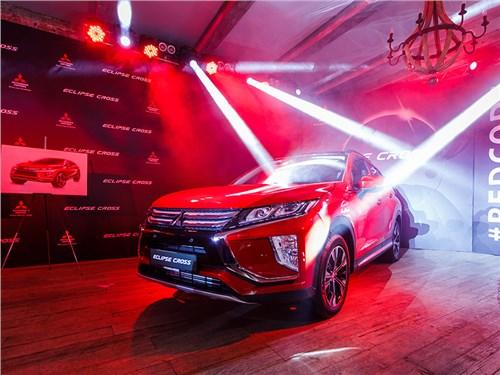 В России стартовали продажи нового кроссовера Mitsubishi
