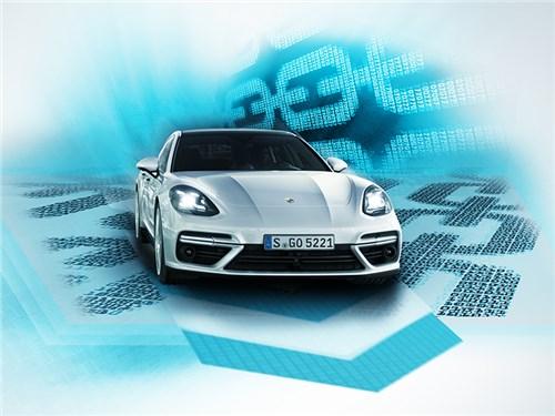Porsche тестирует блокчейн