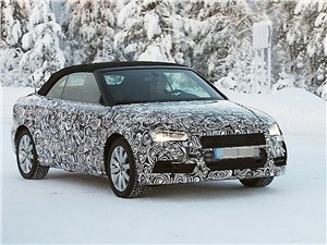 Audi проводит дорожные испытания «заряженного» S3