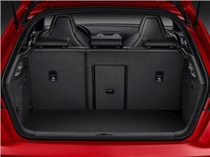 Предпросмотр audi s3 sportback 2013 багажное отделение