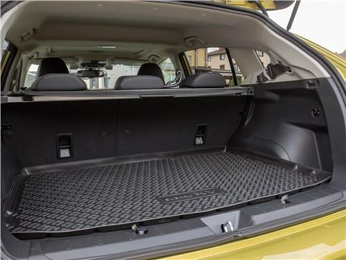 Subaru XV (2022) багажное отделение