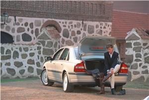 Предпросмотр volvo s80 2000 имеет удобный и вместительный багажник