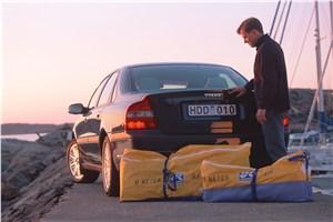 Предпросмотр volvo s80 2000 обладает вместительным багажником