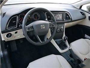 Предпросмотр seat leon 2013 водительское место