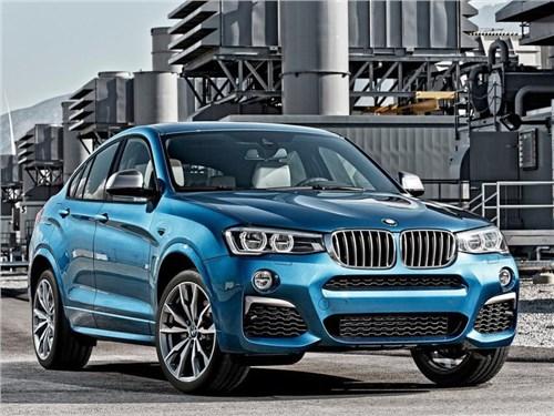 Новость про BMW X4 - BMW объявила старт продаж X4 M Performance в России