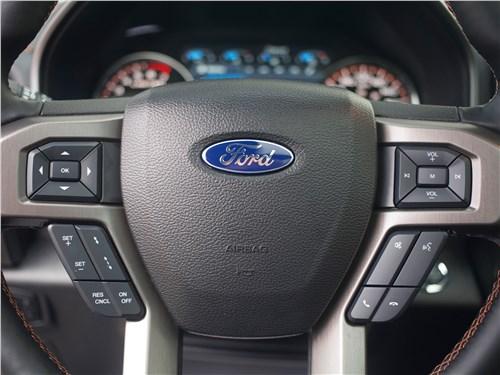 Предпросмотр ford f-150 2016 руль