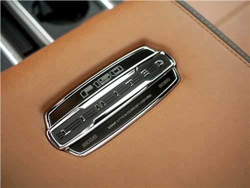 Предпросмотр ford f-150 2016 шильдик