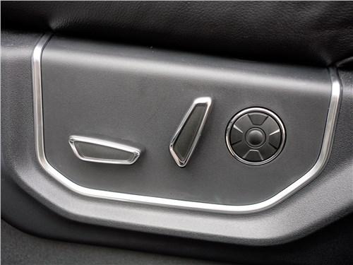 Предпросмотр ford f-150 2016 электрические регулировки передних кресел