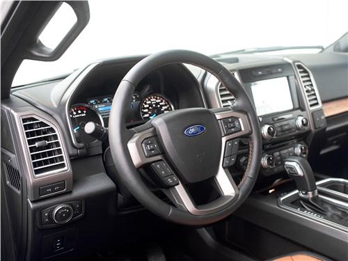 Ford F-150 2016 руль