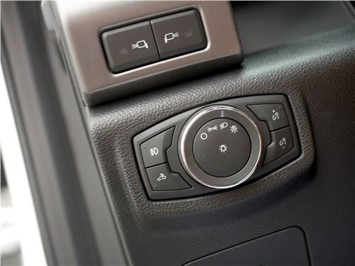 Предпросмотр ford f-150 2016 управление светом