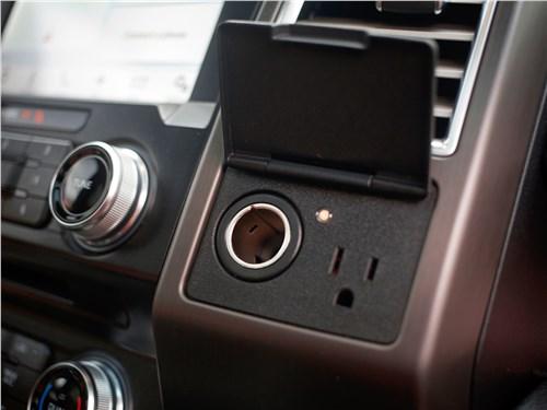 Предпросмотр ford f-150 2016 розетки