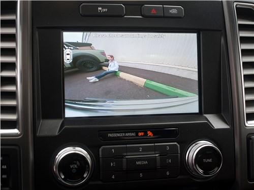 Предпросмотр ford f-150 2016 монитор