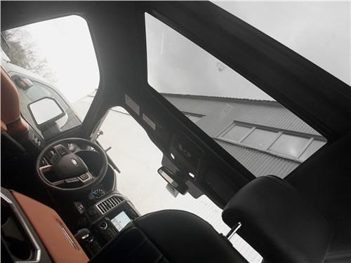 Предпросмотр ford f-150 2016 панорамная крыша