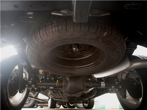 Предпросмотр ford f-150 2016 запасное колесо