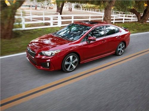 Subaru поделилась подробностями новой Impreza