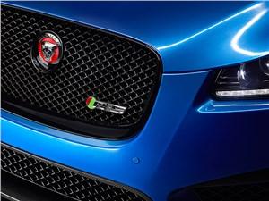 Предпросмотр jaguar xfr-s sportbrake 2014 вид спереди фото 9